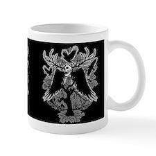 Nightmare Skull and Crows Mugs