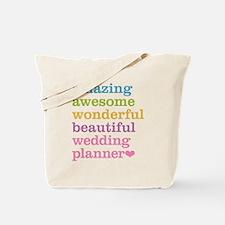 Wedding Planner Tote Bag