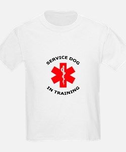 SERVICE DOG IN TRAINING T-Shirt