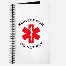 DO NOT PET Journal