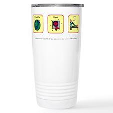 Unique Physical therapist Travel Mug