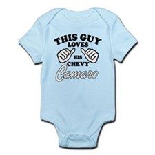 Cute Camaro Infant Bodysuit