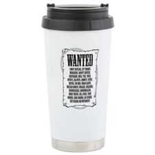Cute Funny cowgirl Travel Mug