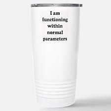 Unique Enterprise a Travel Mug