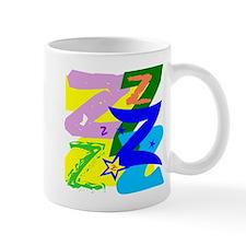 Initial Design (Z) Mugs