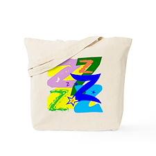 Initial Design (Z) Tote Bag