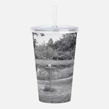 Wessel Pines Disc Golf Course Acrylic Double-wall