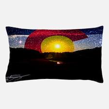 Colorado and the Sun Pillow Case