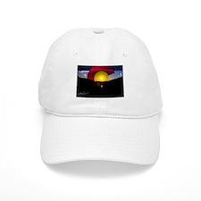 Colorado and the Sun Baseball Cap