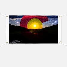 Colorado and the Sun Banner