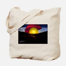 Colorado and the Sun Tote Bag