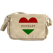 HungaryInMyHeart Messenger Bag