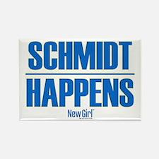 New Girl Schmidt Rectangle Magnet