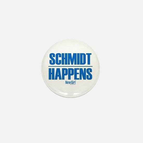 New Girl Schmidt Mini Button