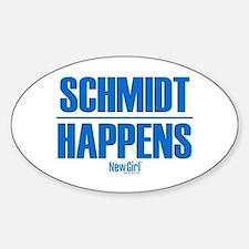 New Girl Schmidt Decal