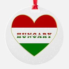 HungaryInMyHeart Ornament