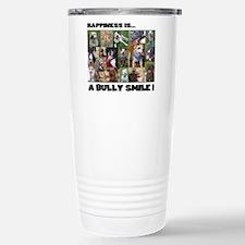 Funny Pit bull Travel Mug
