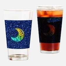 Moon Night Drinking Glass