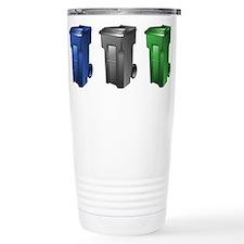 Cute Garbage Travel Mug