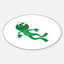 CRAZY FROG Decal