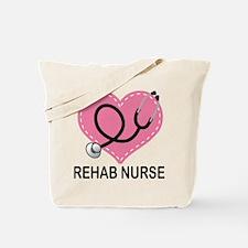 Rehab Nurse Tote Bag