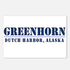 Greenhorn Dutch Harbor Postcards (Package of 8)