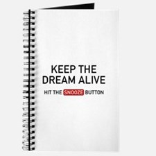 Keep The Dream Alive Journal