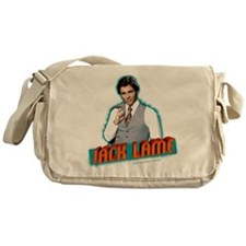 Jack Lame Messenger Bag