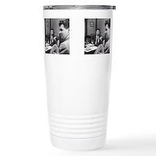 Unique John f kennedy Travel Mug