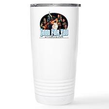 Good For You - Black Travel Mug