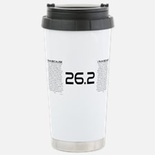 Unique Marathoner Travel Mug