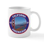 The California Freemason Mug