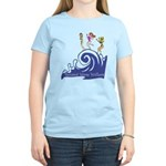 Tsunami Wave Walkers Women's Light T-Shirt