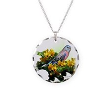 Bourke Parakeet - Necklace