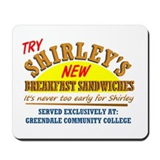Shirley's Sandwiches Mousepad