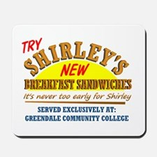 Shirley's Sandwiches Mousepad