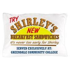Shirley's Sandwiches Pillow Case