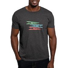 Clothespins T-Shirt