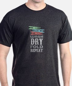 Laundry Clothespins T-Shirt