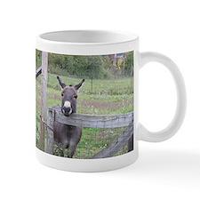 Miniature Donkey II Mugs