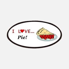 I Love Pie Patches