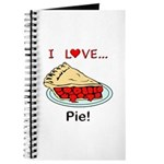 I Love Pie Journal