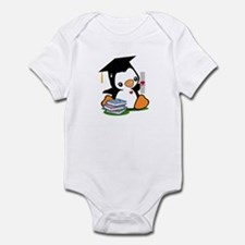 Graduation Penguin Infant Bodysuit