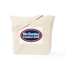 Vote Mike Bloomberg Tote Bag