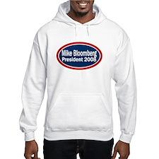 Vote Mike Bloomberg Hoodie
