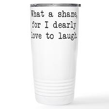 Unique Austen Travel Mug