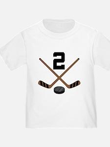 Cute Personalized hockey T