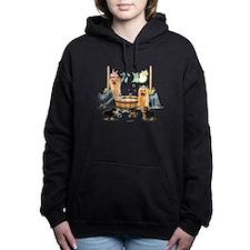 Laundry Day ByCatiaCho Women's Hooded Sweatshirt