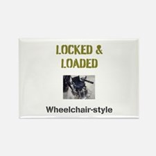wheelchair style Magnets