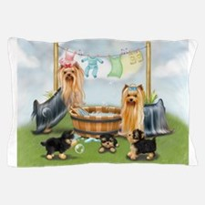 Laundry Day ByCatiaCho Pillow Case